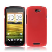 HTC One S - Z520e Back Cover Scarlet Red