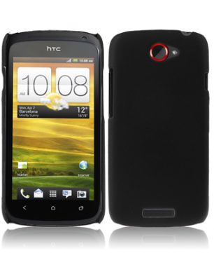 HTC One S - Z520e Back Cover Zwart