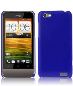 HTC One V - T320 Back Cover Blauw
