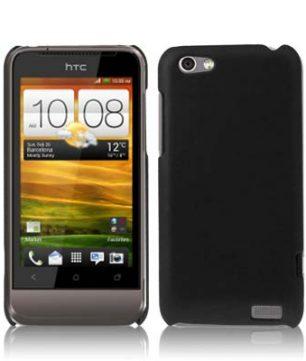 HTC One V - T320 Back Cover Zwart