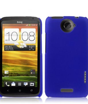 HTC One X - S720e Back Cover Blauw
