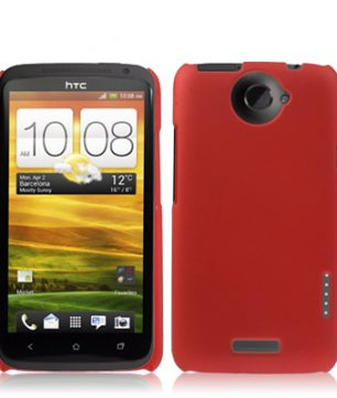 HTC One X - S720e Back Cover Rood