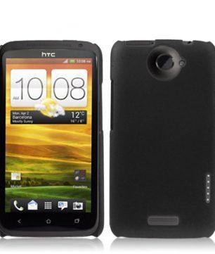 HTC One X - S720e Back Cover Zwart