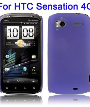 HTC Sensation 4G Back Cover Blauw