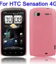 HTC Sensation 4G Back Cover Roze