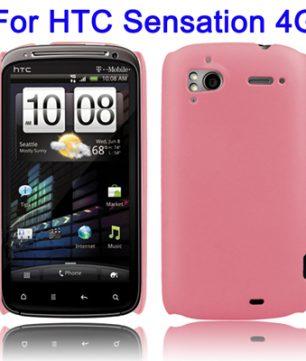 HTC Sensation 4G Back Cover Roze