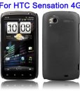 HTC Sensation 4G Back Cover Zwart