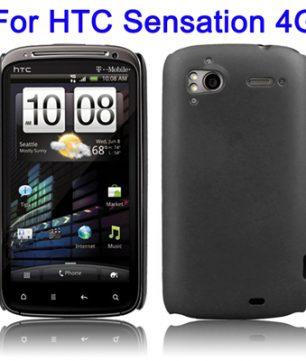 HTC Sensation 4G Back Cover Zwart