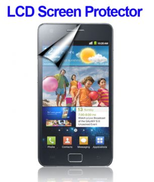 LCD Screen Protector Anti Schittering Samsung Galaxy S2