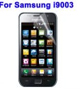 Samsung Galaxy SL i9003 Anti Glare LCD Screen Protector