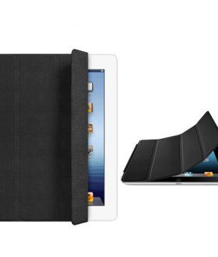 Smartcover met Magneet Bevestiging voor iPad Mini Zwart