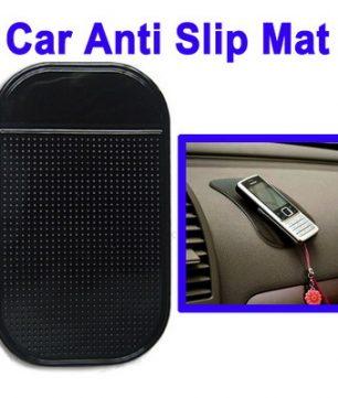 Super Anti Slip Mat voor Telefoon, Pad, GPS, MP3 etc zwart