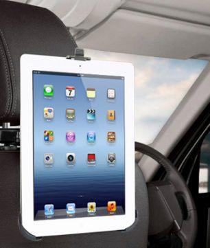 Tablet/iPad Houder voor Autostoel/Hoofdsteun