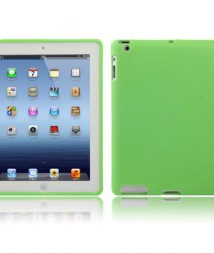 iPad 2/3/4 TPU beschermhoes Smart Cover Groen