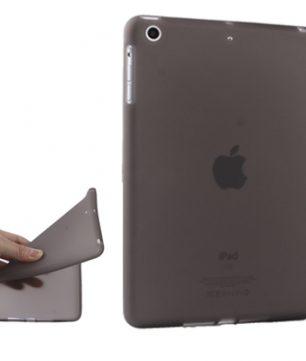 iPad Mini TPU beschermhoes Pure Color Grijs