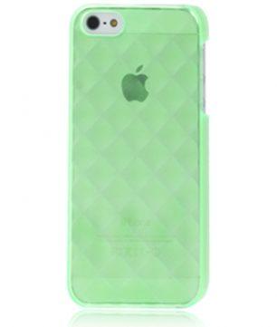 iPhone 5 Doorschijnende Hoes - Frosty Groen