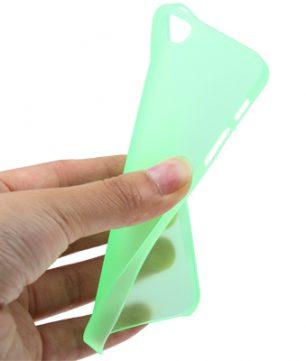 iPhone 5 Ultra Dunne TPU beschermhuls Groen