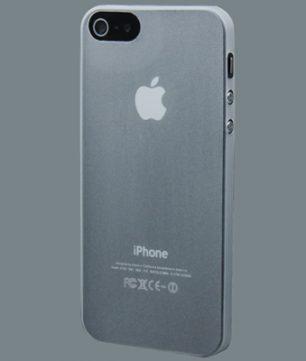 iPhone 5 Ultra Dunne TPU beschermhuls transparent