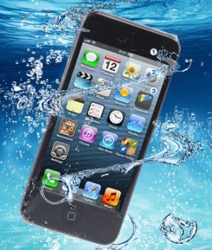 iPhone 5 Waterdichte Ultra Dunne Polyurethaan Protectie Huls