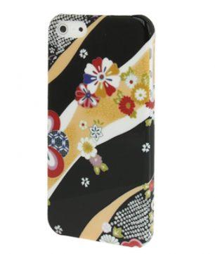 iPhone 5 kunststof Back Cover Flora