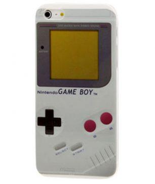 iPhone 5 kunststof Back Cover Game Boy