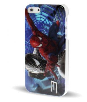 iPhone 5 kunststof Back Cover Spiderman
