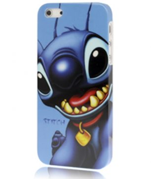 iPhone 5 kunststof Back Cover Stitch