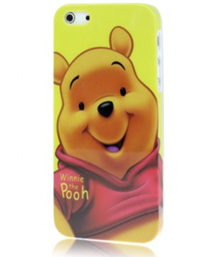 iPhone 5 kunststof Back Cover Winnie the Pooh