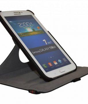 Case met 360 draaistand Samsung Galaxy Tab 3 Kids