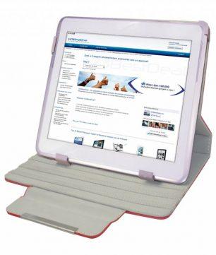 Diamond Class Case voor 8 inch Tablet S 360graden