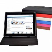 Diamond Class Hoes 360 graden draaibaar voor Point Of View Mobii Tab P1045