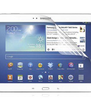 LCD Screen Protector voor Samsung Galaxy Tab 3 - 10.1 Inch