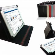 Multifunctionele Cover voor Studio Tab Super Slim 8 Inch HD Ultra