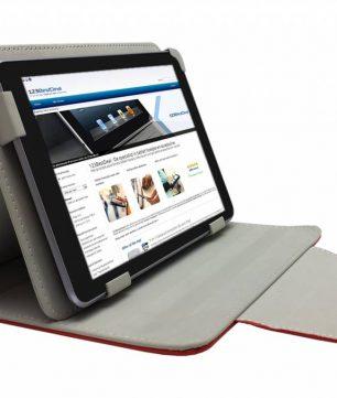 Universele Diamond Class Case voor 7 inch Tablet en eReader